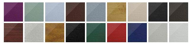 Solidor Composite Door Colours