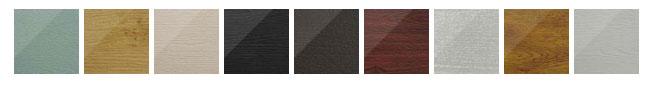 Solidor Frame Colours